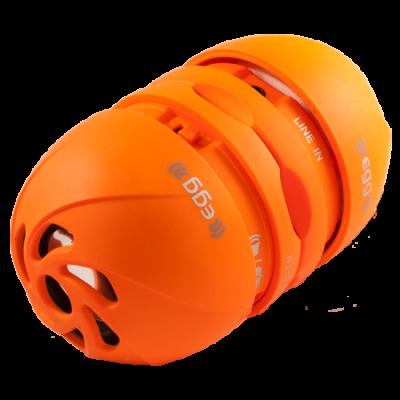 450x450 oragne speaker